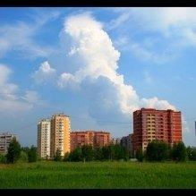 Празднование Дня Посёлка Белоозёрский и Дня России
